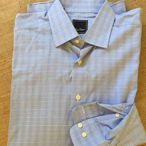 David Donahue Dress Shirt 16 1/2- 33/34